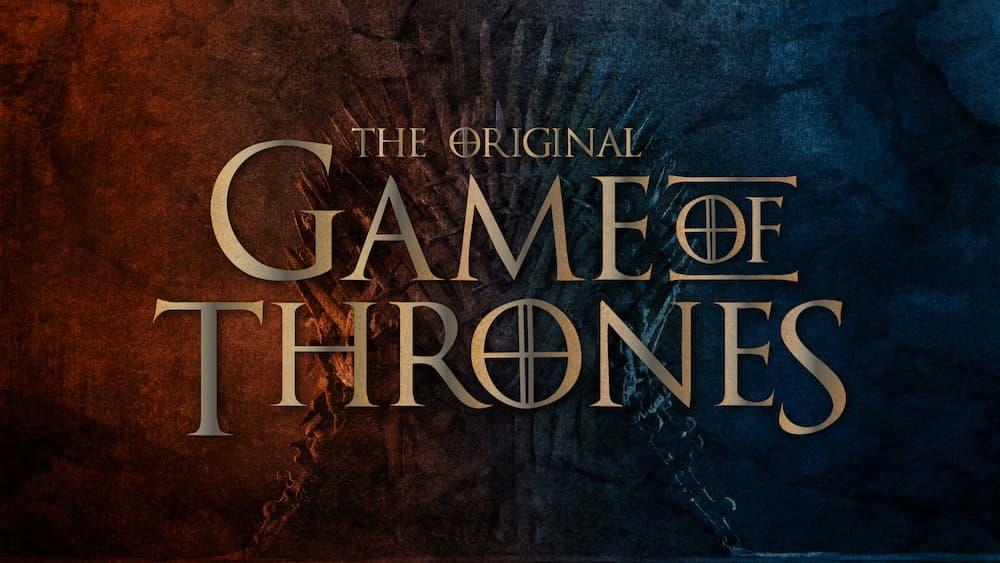 The Original Game of Thrones